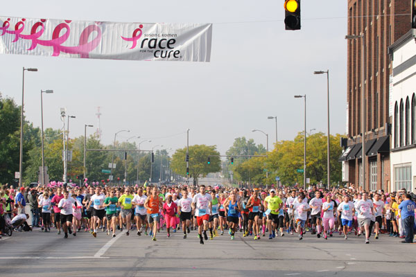 Toledo Race Start