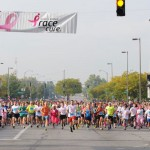 2014 Toledo Race for the Cure Startline