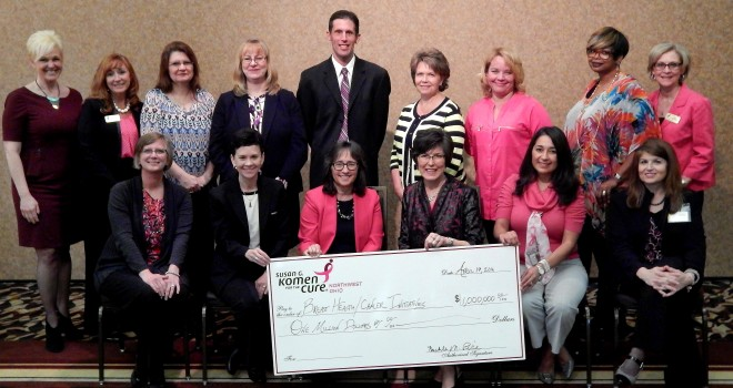 Susan G. Komen Northwest Ohio Grants $440,000 to 11 Community Organizations