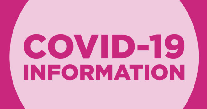 STATEMENT REGARDING COVID-19 AND SPRING EVENTS